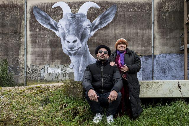 Visages Villages Agnès Varda et JR
