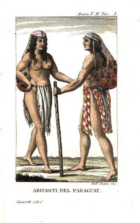 Des Indiens Tupi