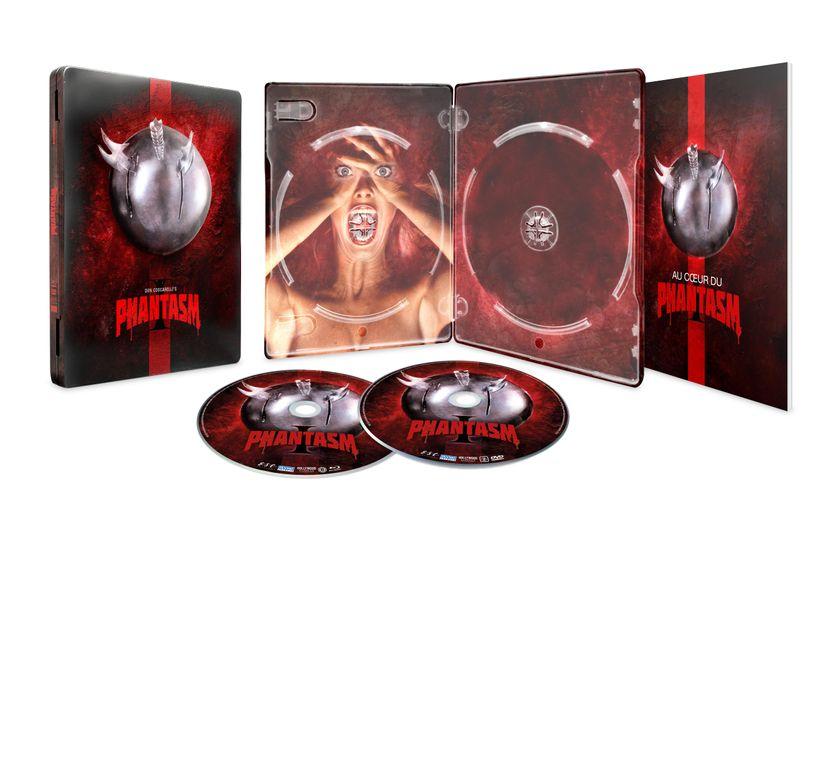 Coffret DVD de Phantasm // Don Coscarelli