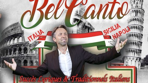 Affiche spectacle Bel Canto