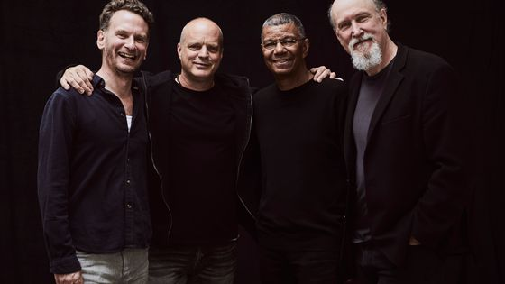 Larry Grenadier, John Scofield, Jack DeJohnette et John Scofield : Hudson