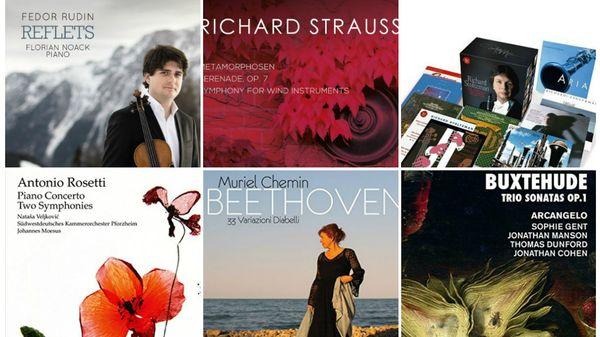 Actualité du disque : Rosetti, Buxtehude, Strauss