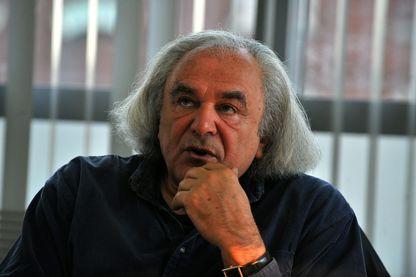 Alain Fleischer écrivain, artiste, photographe, cinéaste, créateur et directeur du Studio national d'art contemporain, Le Fresnoy le 14 mars 2011.