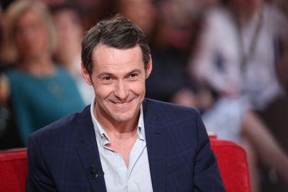 """Julien Boisselier - Télévision Studio Gabriel (Paris VIIIe) enregistrement de l'émission """"Vivement Dimanche"""" sur France 2 - 2014"""