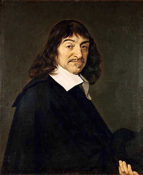 Portrait de René Descartes