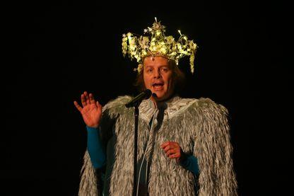 Philippe Katerine, en concert le 17 novembre 2016 au Théâtre les Docks de Corbie