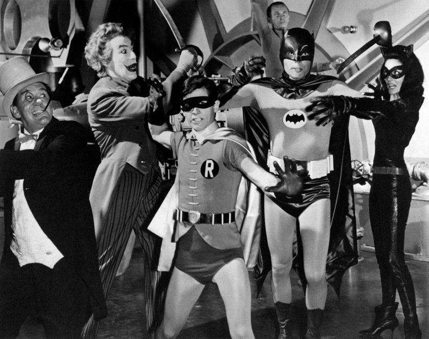 Batman, la série TV (1966)