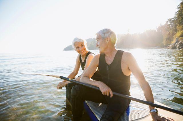 Faire du sport, c'est important pour la santé... et c'est encore mieux à deux ou à plusieurs
