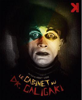 DVD Le Cabinet du docteur Caligari - DVd Potemkine