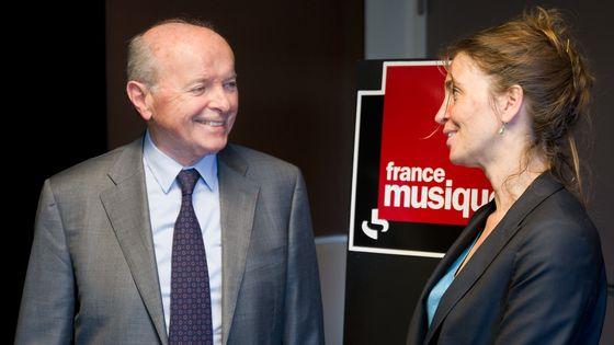 Jacques Toubon et Elsa Boublil
