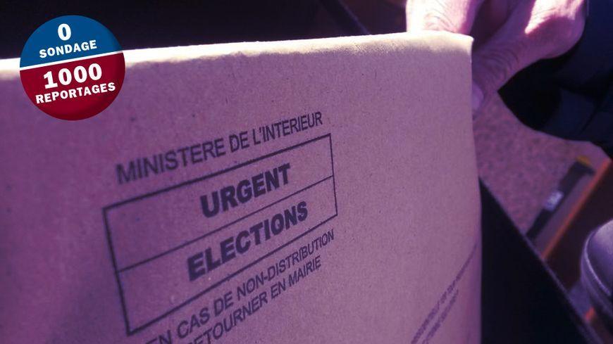 Les plis électoraux devraient arriver cette semaine en Loire et Haute-Loire