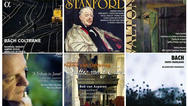 Actualité du disque : Stanford, Walton, Mozart