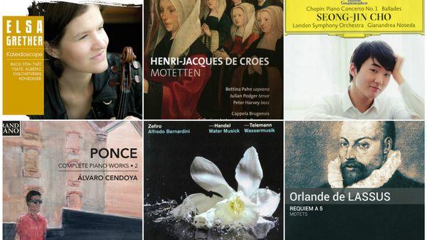 Actualité du disque : Telemann, Honegger, Chopin