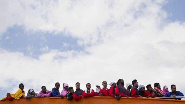 Pour l'OCDE, le pic de la crise des migrants est passé, place à l'intégration - illustration