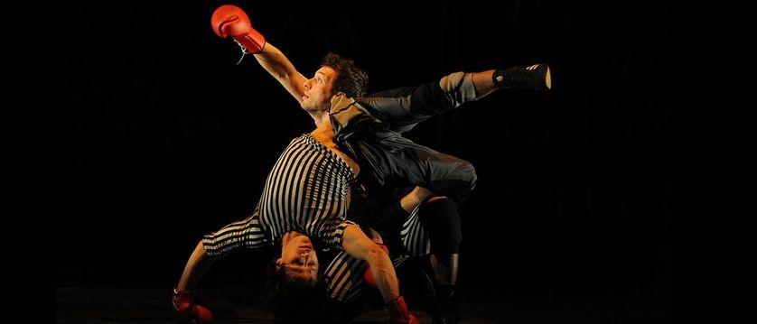 Boxe, Boxe de Mourad Merzouki