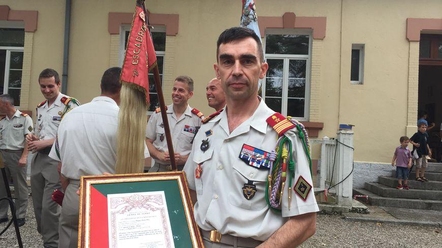 13e régiment du Génie de Valdahon : bientôt un nouveau chef de corps