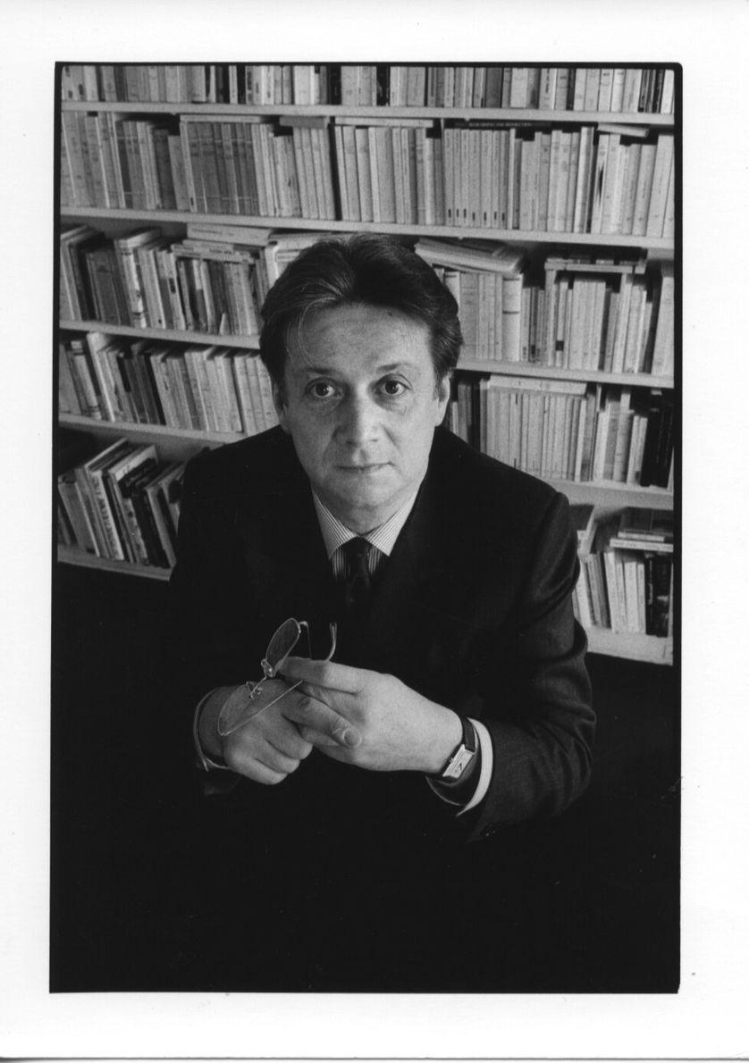 Daniel Defert, Paris, 1988
