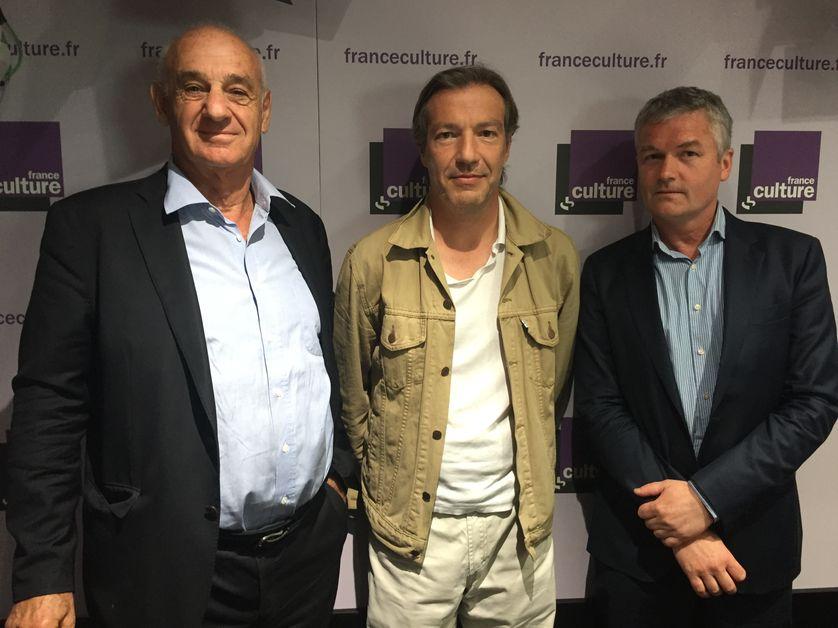 Henri Weber, Nicolas Roussellier, Jérôme Sainte-Marie