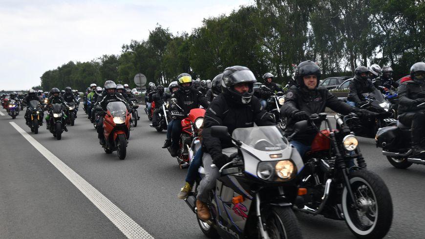 Les motards vont défiler dans les rues de Belfort pendant plusieurs heures