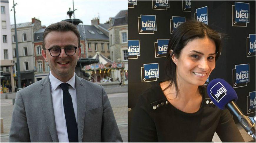 Les deux candidats se revendiquent du mouvement d'Emmanuel Macron.