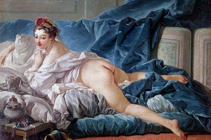l'Odalisque de François Boucher