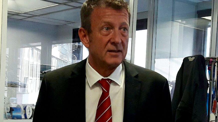 Jean-Luc Lagleize chef de file du Modem 31 et adjoint au maire à Toulouse