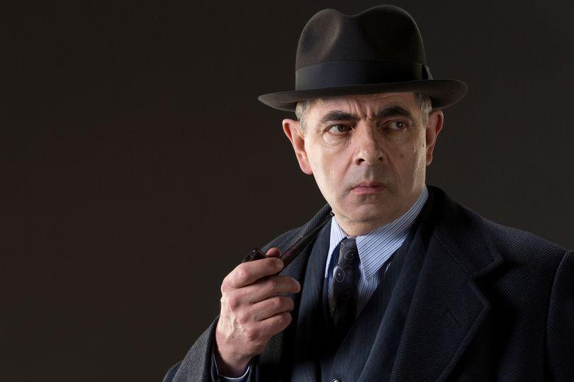 Rowan Atkinson est le commissaire Maigret