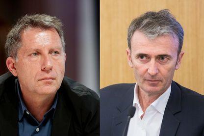 Jacques Lévy et Brice Teinturier