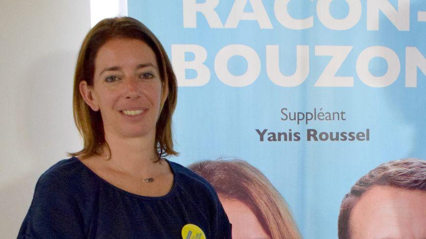 Cathy Racon-Bouzon, nouvelle députée REM de la 5e circonscription des Bouches-du-Rhône.