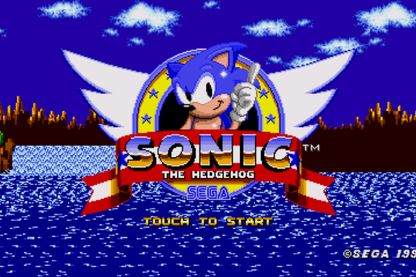"""Le jeu """"Sonic The Hedgehog"""" culte est de retour !"""