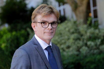 Marc Fesneau, député LREM MoDem du Loir-et-Cher