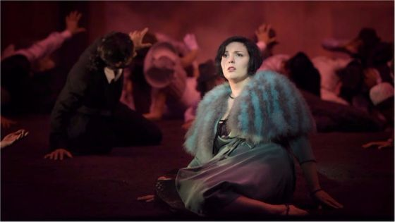 Teresa Iervolino chante le rôle-titre de cette nouvelle production du chef d'œuvre de Rossini, dirigé par Ottavio Dantone...