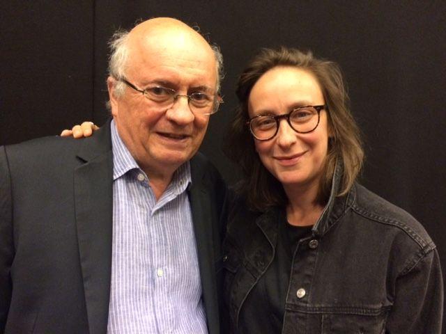Pascal Brunner et Céline Sciamma