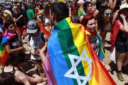 Gay Pride de Tel Aviv en 2015