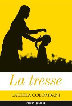 """Couverture du livre """"la Tresse"""""""