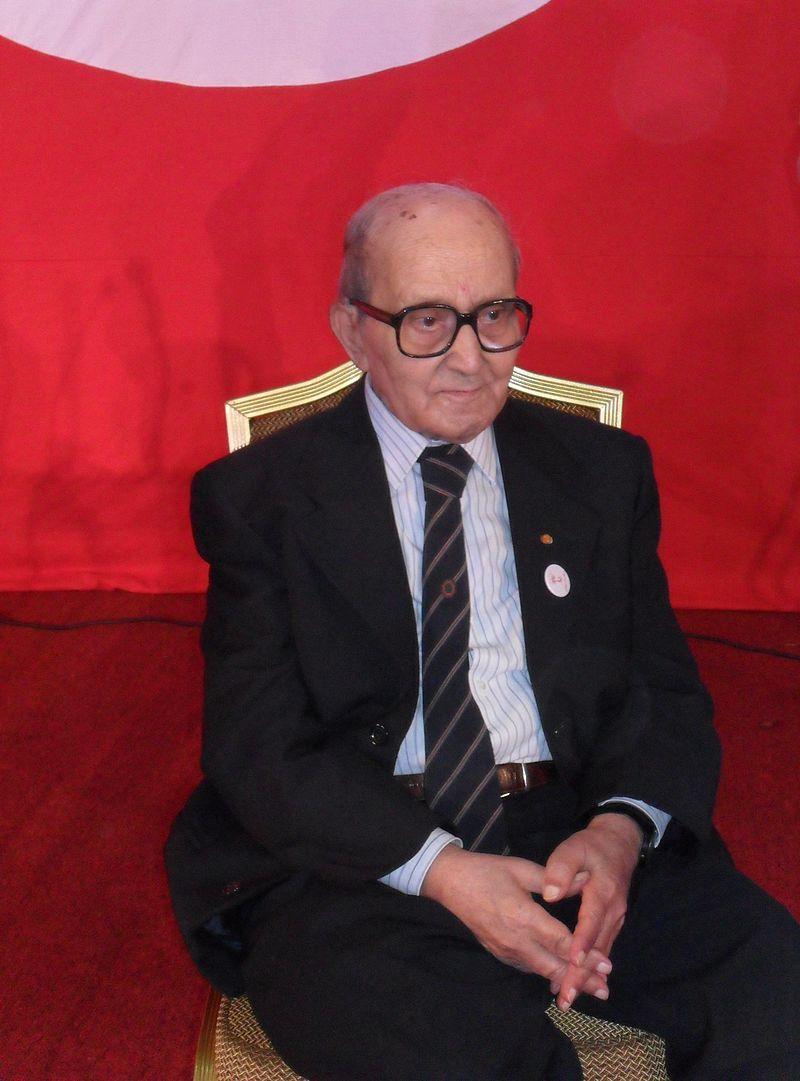 Mohamed Talbi (11.11.2012)