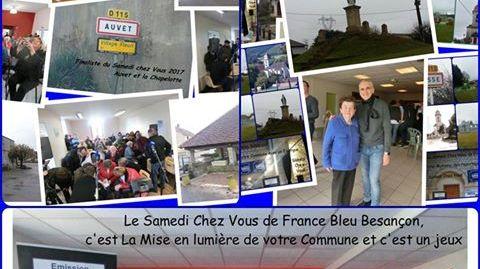 Samedi Chez Vous Osse - Auvet et La Chapelotte