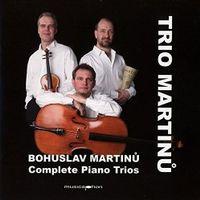 Bergerettes H 275 : 4. Allegro - pour trio avec piano - Bohuslav Martinu