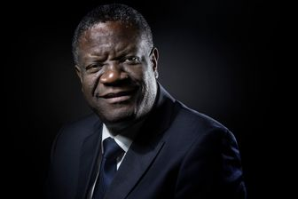 Docteur Denis Mukwege - Paris 2016