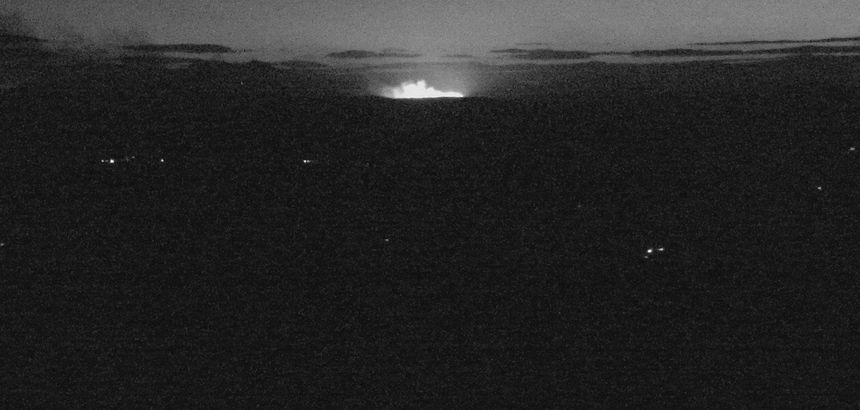Le feu de la Croix-Valmer dans la nuit de lundi à mardi