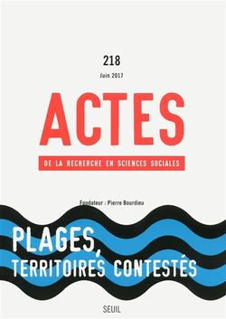 Actes de la recherche en sciences sociales (218)