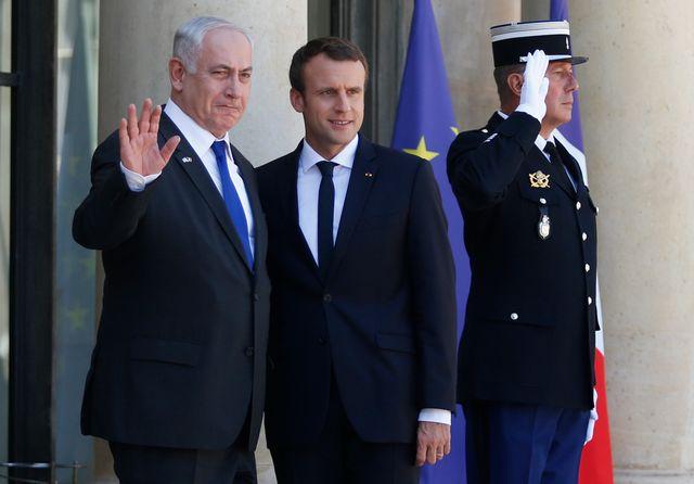 Le premier ministre israélien Benjamin Netanyahu a assisté aux commémorations du 75ème anniversaire de la rafle.