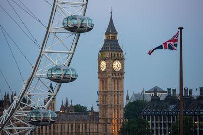 Vue de Londres