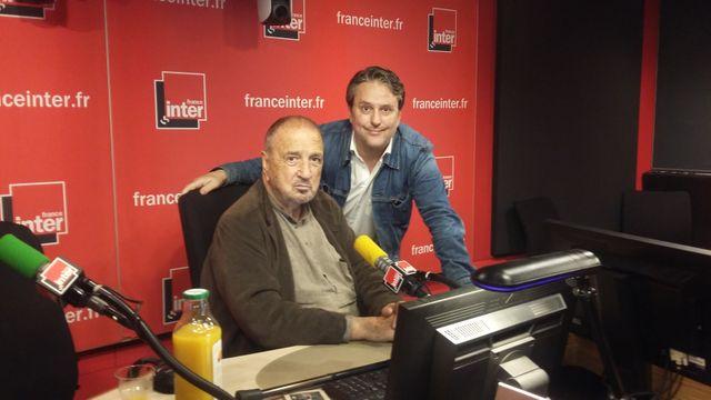 Jean-Claude Carrière - Mathias Deguelle. Eté 2017