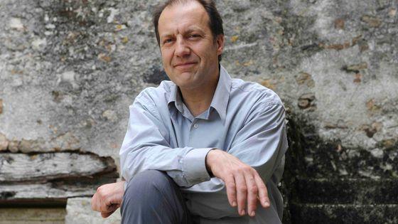 Hugo Reyne, directeur musical de la Simphonie du Marais.