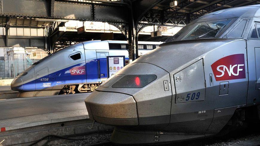 Un dérangement d'installation dans le secteur de Vanves interrompt la circulation au départ et à l'arrivée de la gare Montparnasse à Paris.