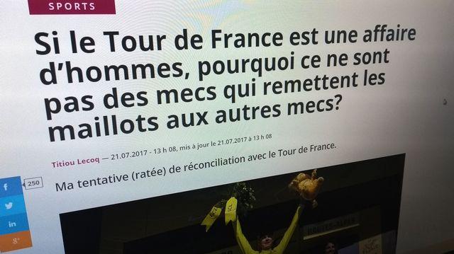 Capture du billet de Titiou Lecoq sur Slate.fr