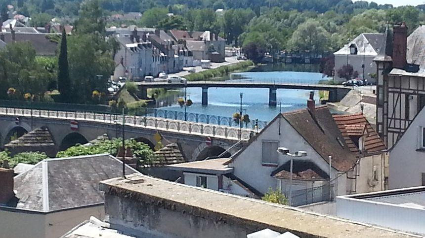 La ville de Vierzon veut remettre en valeur les rivières qui la traversent.