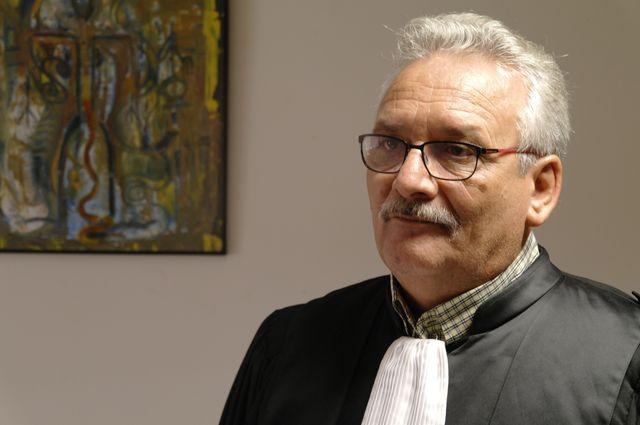 Daniel Rodriguez magistrat en Nouvelle-Calédonie, Province Nord.