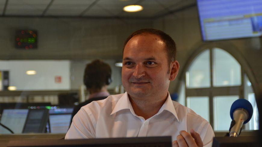 Régis Juanico, député socialiste de la Loire.